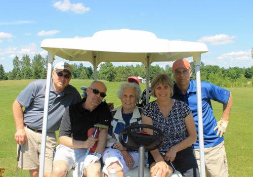 2012 LSF Golf Classic